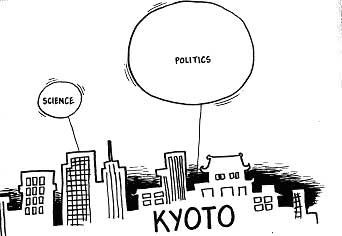 wurde das kyoto protokoll eingehalten